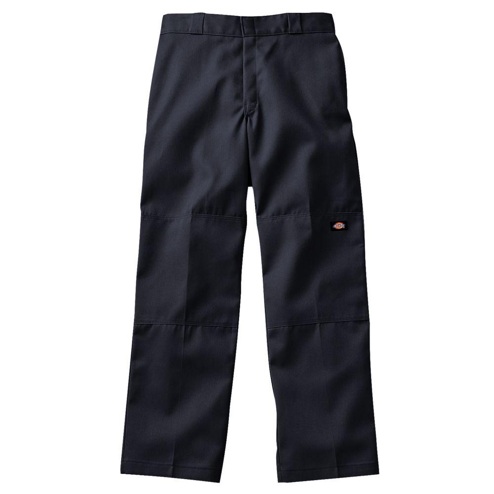 & Tall Dickies Loose-Fit Double-Knee Work Pants