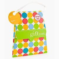 Gift Card Impressions Polka-Dot Purse Gift Card Holder
