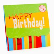 Gift Card Impressions 'Happy Birthday' Gift Card Holder
