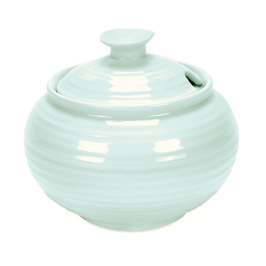 Sophie Conran Celadon Covered Sugar Bowl