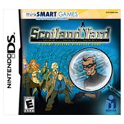 ThinkSmart: Scotland Yard for Nintendo DS