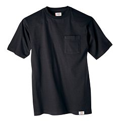Big & Tall Dickies 2-pk. Solid Work Tee