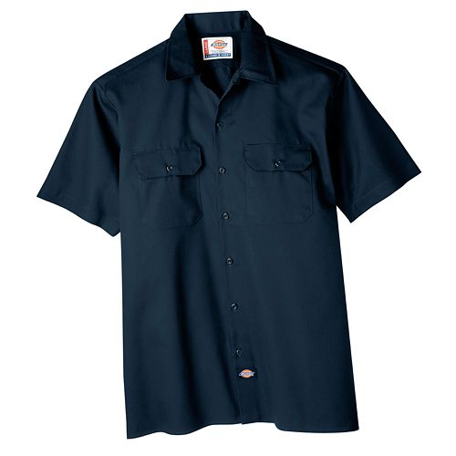 1c70222538 Big   Tall Dickies Original-Fit Work Shirt