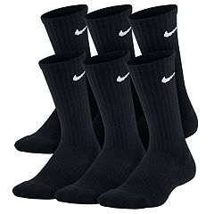 Boys Nike 6 pkPerformance Crew Socks