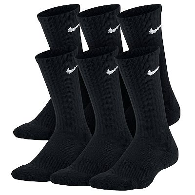 Nike 6-pk. Performance Crew Socks