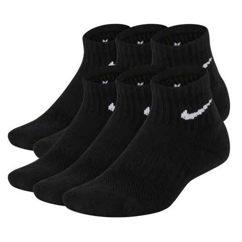 Nike 6-pk. Performance Quarter Socks