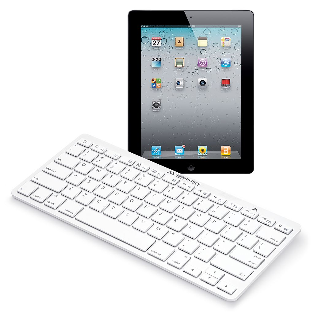 Merkury Innovations Bluetooth Wireless Keyboard