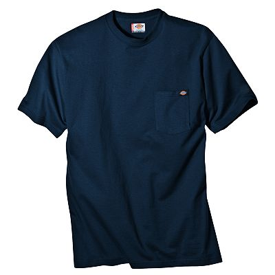 Dickies Solid Pocket Tee - Big and Tall