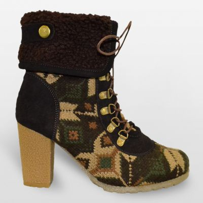 MUK LUKS Ankle Boots - Juniors