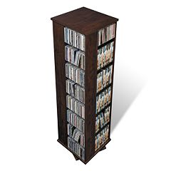 Prepac 4-Sided Media Tower