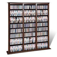 Prepac Barrister Multimedia Storage Tower