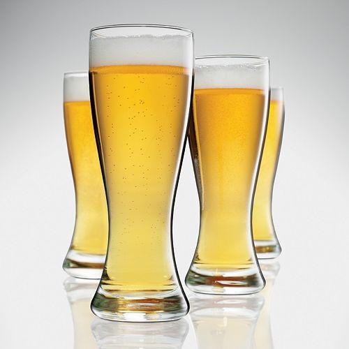 SONOMA Goods for Life® 4-pk. Pilsner Glasses