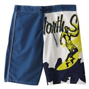 Beach Rays North Shore E-Board Shorts