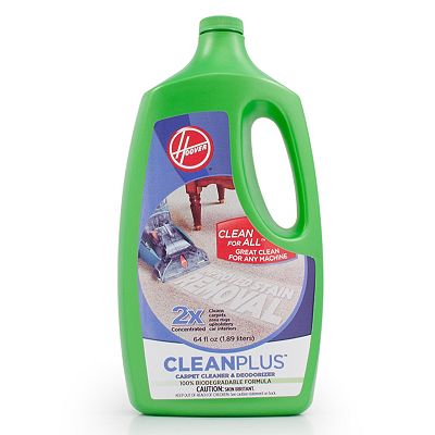 Hoover Clean Plus Carpet Cleaner and Deodorizer