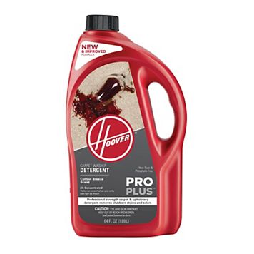 Hoover Professional Strength Carpet & Upholstery Detergent