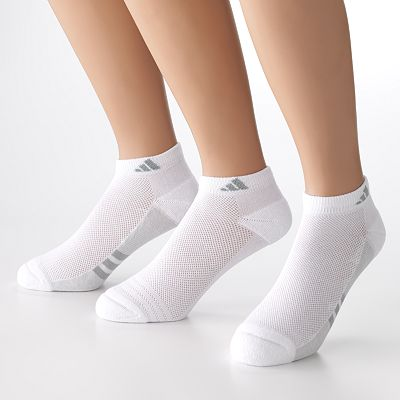 adidas ClimaCool 3-pk. Low-Cut Performance Socks