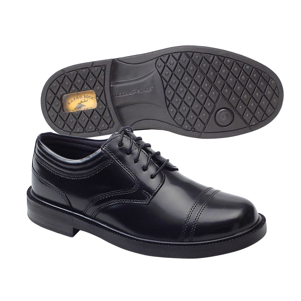 Deer Stags Telegraph Men's Oxford Shoes