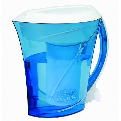 ZeroWater 8-cup Filtration Pitcher