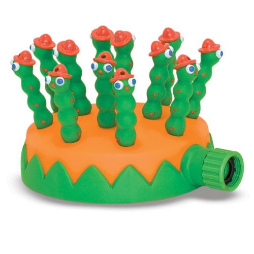 Melissa and Doug Sunny Patch Grub Scouts Sprinkler