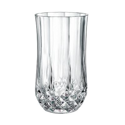 Cristal d'Arques 4-pc. Longchamp Highball Glass Set