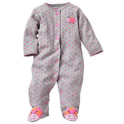 Carter's Ladybug Dot Sleep and Play - Baby