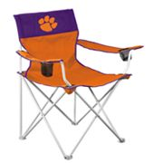 Clemson Tigers Big Boy Portable Folding Chair