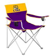 LSU Tigers Big Boy Portable Folding Chair