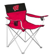 Wisconsin Badgers Big Boy Portable Folding Chair