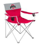 Ohio State Buckeyes Big Boy Portable Folding Chair