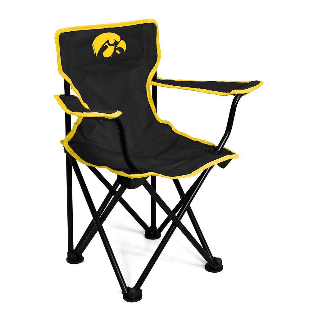 Iowa Hawkeyes Portable Folding Chair - Toddler