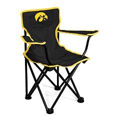 Iowa Hawkeyes Portable Folding Chair Toddler