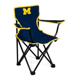 Michigan Wolverines Portable Folding Chair - Toddler