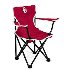 Oklahoma Sooners Portable Folding Chair - Toddler