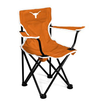 Texas Longhorns Portable Folding Chair - Toddler