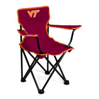Virginia Tech Hokies Portable Folding Chair - Toddler