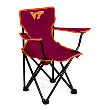Virginia Tech Hokies Portable Folding Chair - Toddler