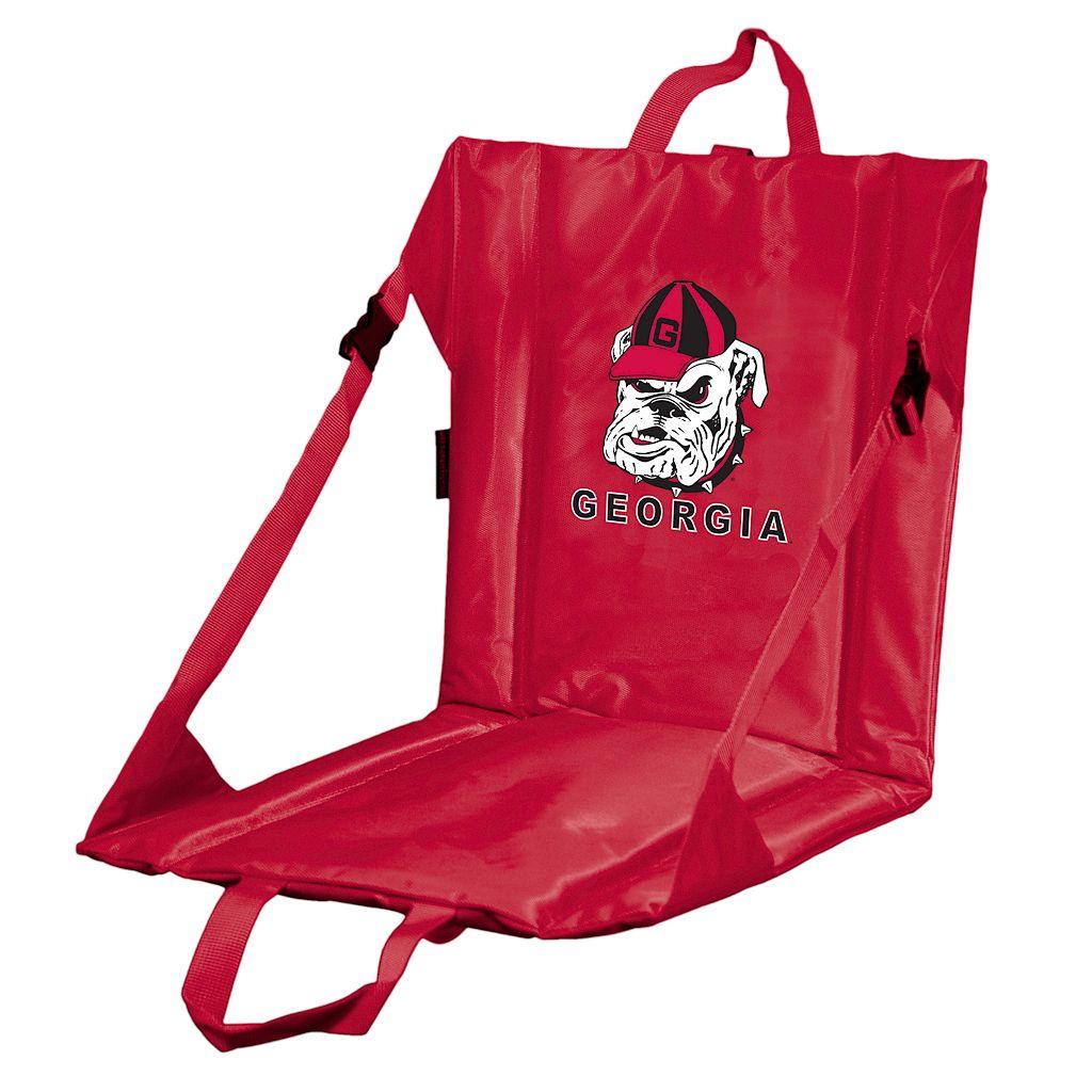 Georgia Bulldogs Folding Stadium Seat