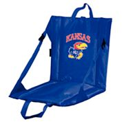 Kansas Jayhawks Folding Stadium Seat