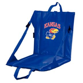 Kansas Jayhawks Folding Stadium Seat