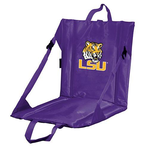 LSU Tigers Folding Stadium Seat