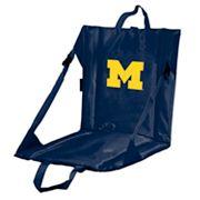 Michigan Wolverines Folding Stadium Seat