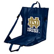 Notre Dame Fighting Irish Folding Stadium Seat