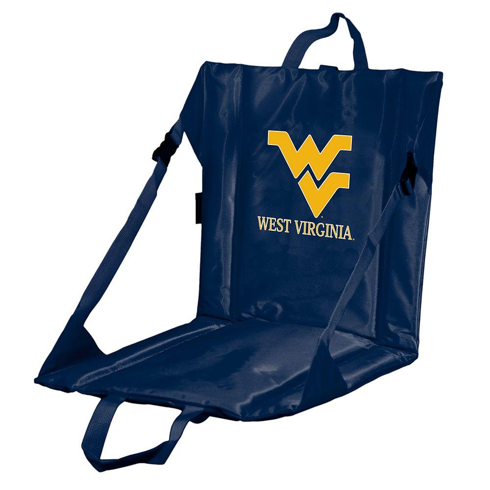 West Virginia Mountaineers Folding Stadium Seat