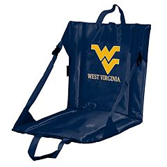 West Virginia Mountaineers Folding Stadium Seat