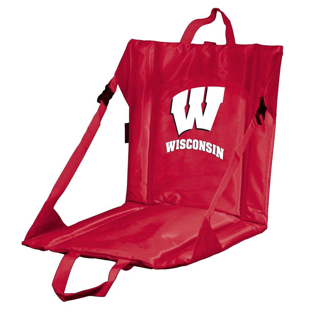 Wisconsin Badgers Folding Stadium Seat