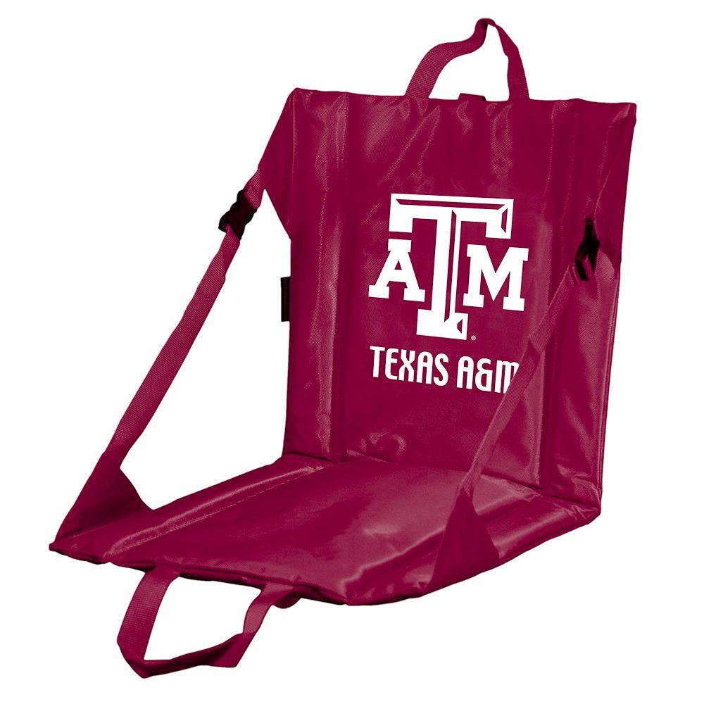 Texas A & M Aggies Folding Stadium Seat