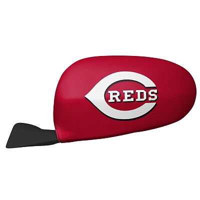 Cincinnati Reds Car Mirror Covers - Small