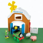 Thomas and Friends Percy at McColl's Farm Playset by Fisher-Price