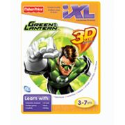 Green Lantern iXL Learning System Software by Fisher-Price