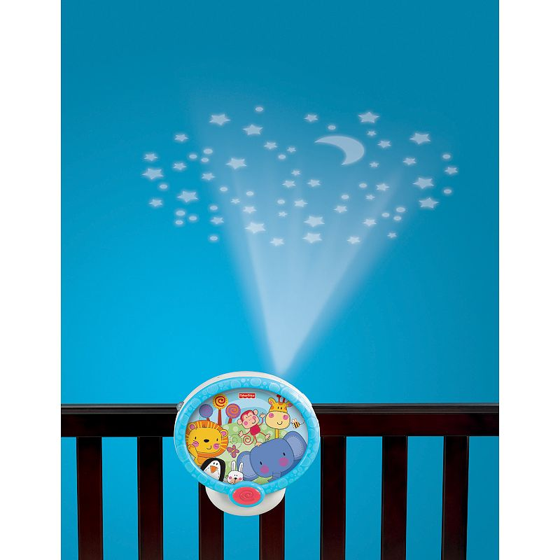 Fisher-Price Discover 'n Grow Twinkling Lights Projection Mobile, Multicolor